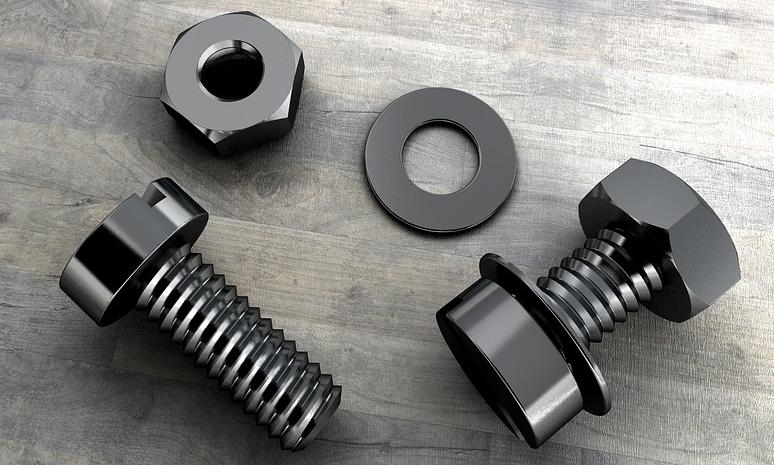Aluminium Schrauben